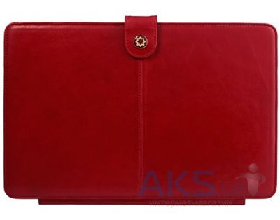 "Чехол Teemmeet Protection Exclusive Case for MacBook Air 13"" Red (MB133348/03)"