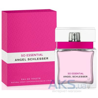 Angel Schlesser So Essential Туалетная вода 50 ml
