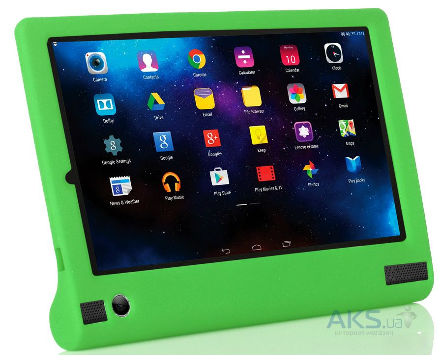 Чехол для планшета BeCover Silicon case для Lenovo Yoga Tab 3 850 Green