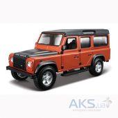 bburago Авто-конструктор Bburago Land Rover Deefender 110 1:32 (18-45127) Коричневый металлик 316702