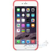 Вид 2 - Чехол Apple Silicone Case for iPhone 6/6S Pink (MGXT2)