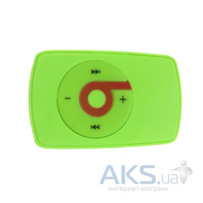 Mp3-плеер Beats With Memory Card Green