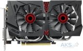 Видеокарта Asus GeForce GTX960 4096Mb STRIX DC2 OC (STRIX-GTX960-DC2OC-4GD5)