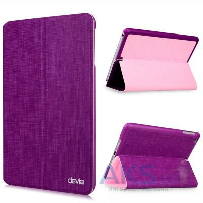 Чехол для планшета Devia Youth for iPad Mini Retina/Mini Purple/Pink