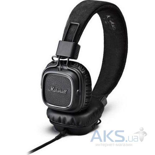 Гарнитура Marshall Major II Bluetooth Black