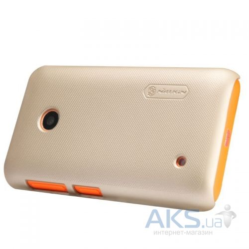 Чехол Nillkin Super Frosted Shield Microsoft Lumia 530 Gold