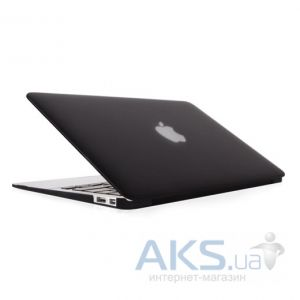 "Чехол Moshi Ultra Slim Case iGlaze Stealth for MacBook Air 11"" Black (99MO054005)"