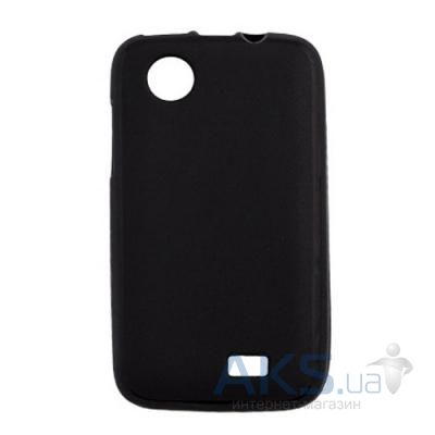 Чехол Celebrity TPU case for IdeaPhone A369 Black