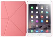 Вид 4 - Чехол для планшета Laut Origami Trifolio cases for iPad Air 2 Pink (LAUT_IPA2_TF_P)