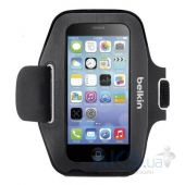 "Чехол Belkin Universal Sports Armband Apple iPhone 5, iPhone 5S, iPhone SE Black (4""-4.5"")"