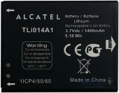Аккумулятор Alcatel One Touch 4010D TPOP / TLi014A1 (1400 mAh) Original