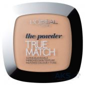 Пудра L'OREAL True Match №D5 W5 Golden Sand