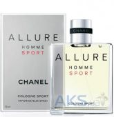 Chanel Allure homme Sport Одеколон 75 мл