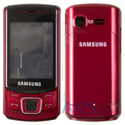 Корпус Samsung C6112 Red