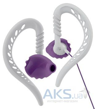 Наушники (гарнитура) JBL Yurbuds Focus 100 For Women Purple (YBWNFOCU01PNW)