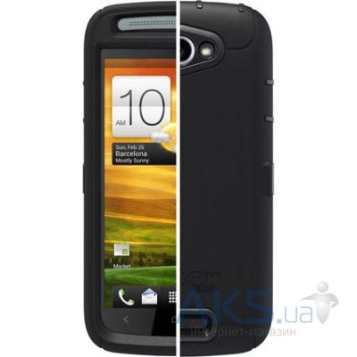 Чехол OtterBox Defender Case black for HTC One S (77-18981)