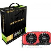 Вид 5 - Видеокарта Palit GeForce GTX960 2048Mb JetStream (NE5X960H1041-2061J)