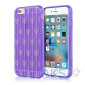 Чехол Incipio Design Series for iPhone 6 Plus / 6s Plus Arrow Purple  (IPH-1388-PUR-INTL)