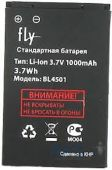 Аккумулятор Fly Ezzy / BL4501 (1000 mAh) Original