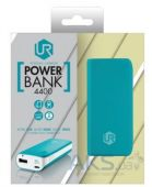 Вид 4 - Внешний аккумулятор power bank Trust Urban Revolt Power Bank 4400 Blue