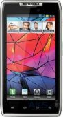 Дисплей (экраны) для телефона Motorola Droid RAZR XT910, RAZR MAXX XT912 + Touchscreen with frame Original White