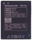 Аккумулятор Lenovo A355e IdeaPhone / BL237 (1300 mAh)