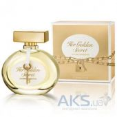 Antonio Banderas Her Golden Secret Туалетная вода 50 ml