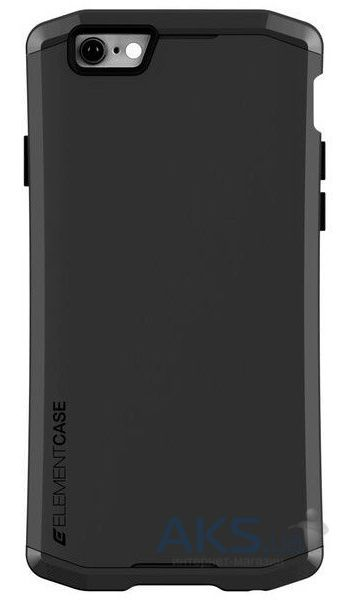 Чехол Element Case Aura Apple iPhone 6 Plus, iPhone 6S Plus Black (EMT-322-100E-01)