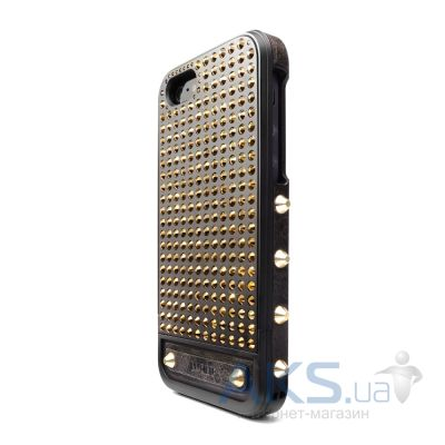 Чехол Lucien Elements Argent Noir Exclusive Selections Armor for iPhone 5/5S Black \ Gold