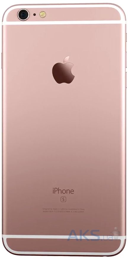 Корпус Apple iPhone 6S Plus Original Rose Gold