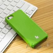 Вид 7 - Чехол JisonCase Fashion Wallet Case for iPhone 5/5S Green (JS-IP5-01H70)