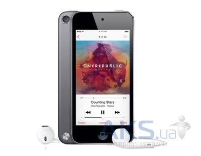 Mp3-плеер Apple iPod Touch 5Gen 16GB (MGG82) Space Gray