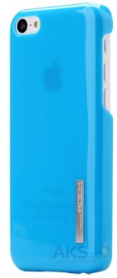 Чехол Rock Ethereal Series Apple iPhone 5C Blue