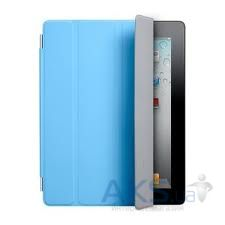Чехол для планшета Apple iPad Smart Cover Polyurethane Blue for iPad 4/ iPad 3 /iPad 2