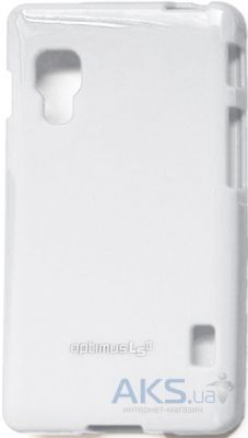 Чехол VOIA Jelly Case for LG Optimus L5 II White