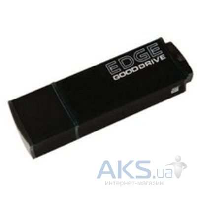 Флешка GooDRam EDGE 8GB USB3.0 (PD8GH3GREGKR9) Black