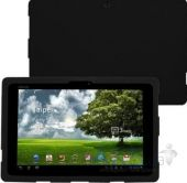 Вид 3 - Чехол для планшета Saike Silicone Cover Case for Asus TF101 Black