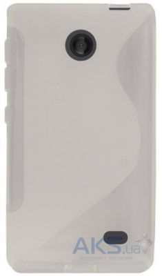 Чехол Pro-Case TPU case for Nokia X  transparent