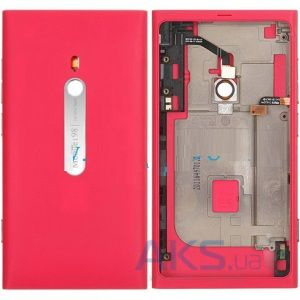 Корпус Nokia 800 Lumia original full Red