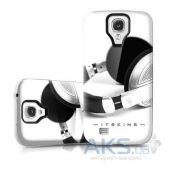 Чехол ITSkins Phantom for Samsung Galaxy S4 Beats (SGS4-PHANT-WITE)