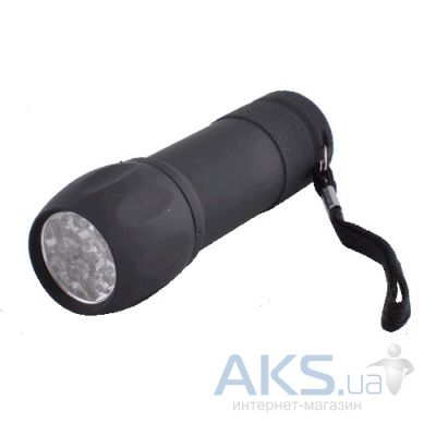 Фонарик Bailong Police 7109B 9LED Black