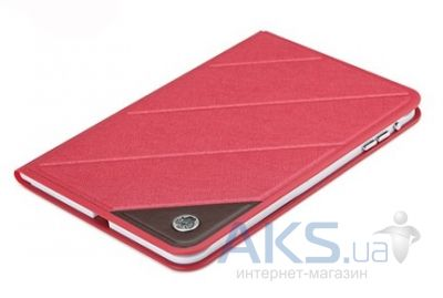 Чехол для планшета Rock Luxurious Series для Apple iPad mini (RETINA)/Apple iPad mini 3 Red