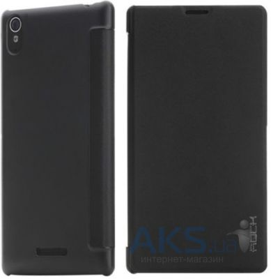 Чехол Rock Belief Series Sony Xperia T3 D5102 Black