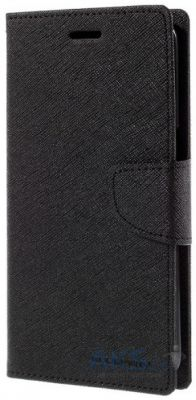 Чехол Mercury Fancy Diary Samsung G925F Galaxy S6 Edge Black