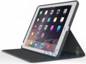 Вид 3 - Чехол для планшета Speck DuraFolio Apple iPad Air 2 Black/Slate Grey  (SPK-A3350)