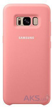Чехол Original silicone case Samsung G950 Galaxy S8 Pink