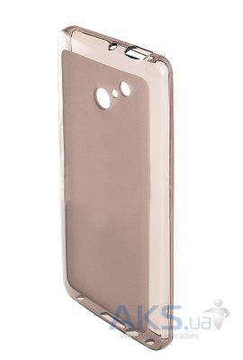Чехол Original TPU Case Huawei Ascend D2 Gray