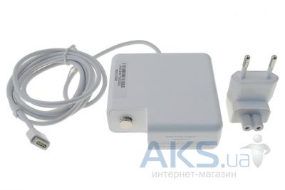 Блок питания для ноутбука Apple 18.5V 85W 4.6A (Magnet tip,alike the original) Drobak