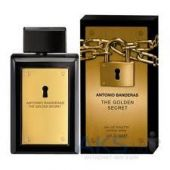 Antonio Banderas The Golden Secret Туалетная вода 100 ml