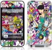 Защитная пленка GelaSkins Discoteca for iPod touch 4G